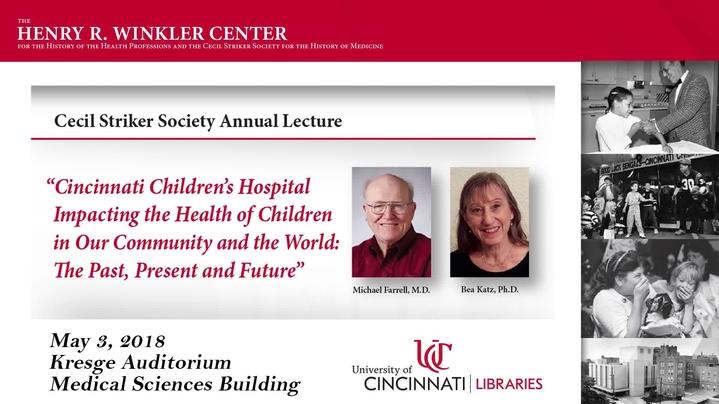 Thumbnail for channel Winkler Center
