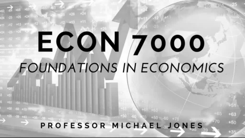 Thumbnail for entry Measuring the Economy: Inflation