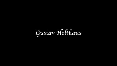 """Thumbnail for entry Gustav """"Gus"""" Holthaus"""