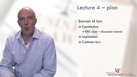 Thumbnail for entry BLAW2080 Module 1 Lecture 4 A (needs slide added)