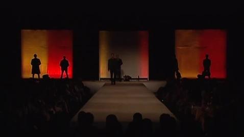 Thumbnail for entry 2012 Fashion Show