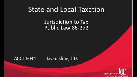 Thumbnail for entry Public Law 86-272