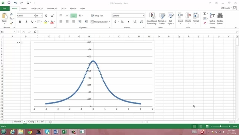 Thumbnail for entry Interval Estimation (Sigma Unknown) Illustrated Example