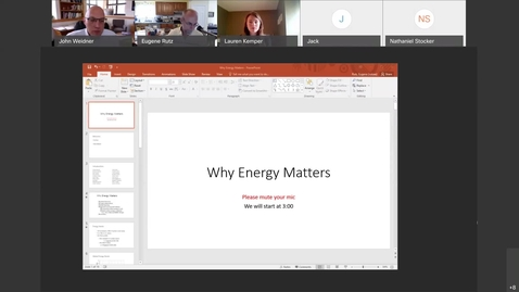 Thumbnail for entry Energy-20200514 WebEx Session