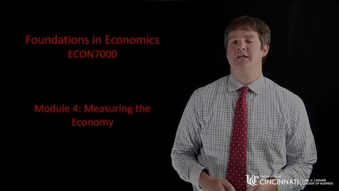 Thumbnail for entry Econ7000 Module 4 Introduction