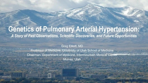 Thumbnail for entry 2018-06-04 12.02 UC Heart, Lung and Vascular Institute_ Seminar Series 2017-18