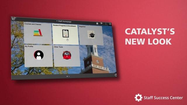 Catalyst upgrade, University of Cincinnati