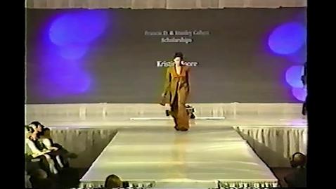 Thumbnail for entry 1998 DAAP Fashion Show