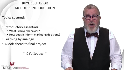 Thumbnail for entry MKTG7015 Module 1 Introduction