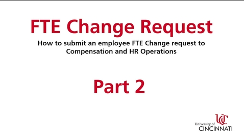 Thumbnail for entry FTE Change Part 2