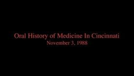 Thumbnail for entry Othilda Krug interviewed by John MacLeod, November 3, 1988