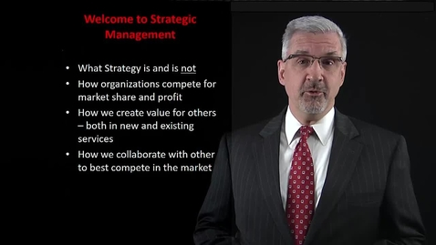Thumbnail for entry MGMT 7022: Strategic Management