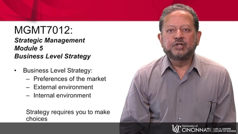 Thumbnail for entry MGMT 7012 Module 5 Introduction.mp4