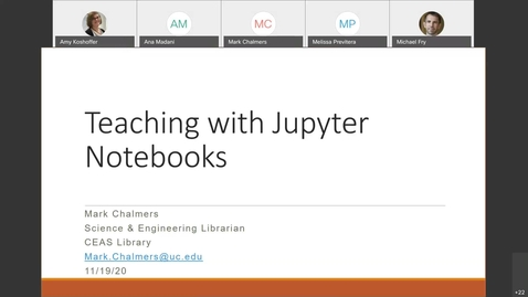 Thumbnail for entry Teaching with Jupiter Notebooks-20201119 1603-1