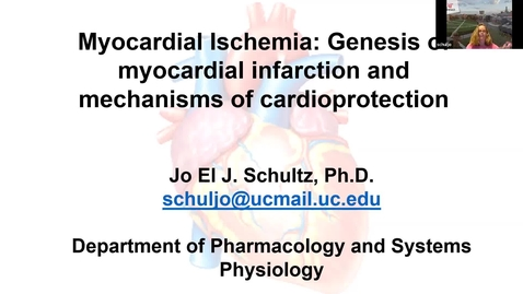 Thumbnail for entry Myocardial Ischemia 2021