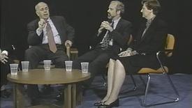 Thumbnail for entry Stanley Troup part 2, interviewed by Nancy Lorenzi, Jonathan Lippincott, Jeanette Spero, Lynn Olman, 1998
