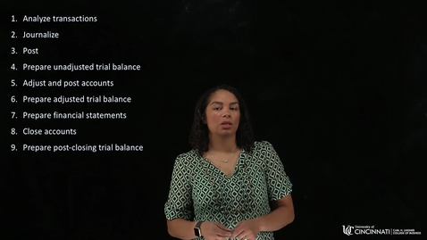 Thumbnail for entry ACCT2081_Module - Foundations of Accounting _ Acct Cycle Steps 6-9.mp4