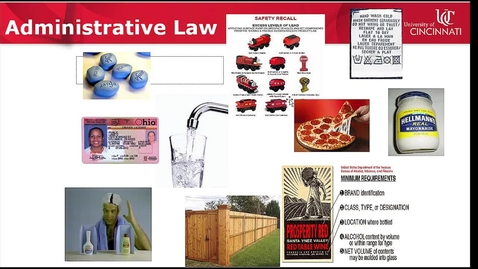 Thumbnail for entry Administrative Law Research Using the CFR -- by Susan M Boland