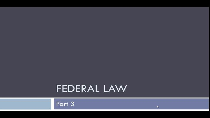 Thumbnail for channel Robert S. Marx Law Library