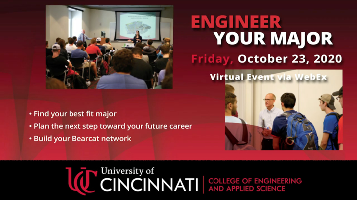 Thumbnail for channel Engineer Your Major 2020
