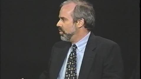 Thumbnail for entry Stanley Troup part 1, interviewed by Nancy Lorenzi, Jonathan Lippincott, Jeanette Spero, Lynn Olman, 1998