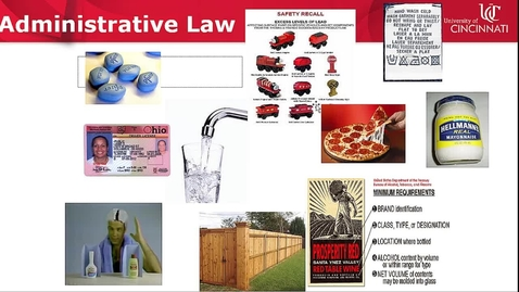 Thumbnail for entry Administrative Law Research: Tracking Regulations -- by Susan M Boland