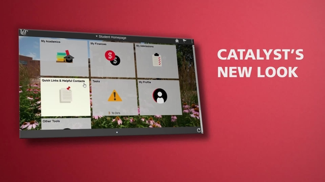 Catalyst Tips & Tricks, University of Cincinnati