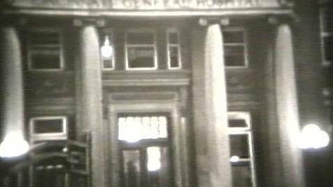 Thumbnail for entry Film of Cincinnati General Hospital in 1937