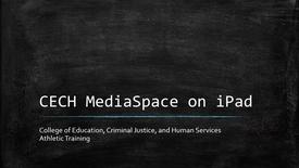 Thumbnail for entry MediaSpace App for Mobile