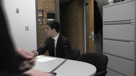 Thumbnail for entry Client Interviews - Jack