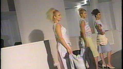 Thumbnail for entry 2002 Fashion Show