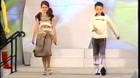 Thumbnail for entry 2005 Fashion Show