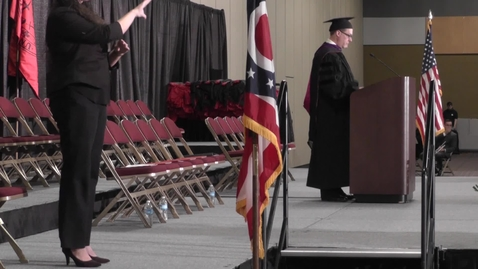 Thumbnail for entry 2017 Hooding Ceremony for the University of Cincinnati College of Law