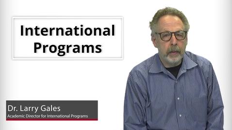 Thumbnail for entry Program Presentation - International Business Worksheet