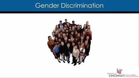 Thumbnail for entry BLAW2080_Gender Discrimination