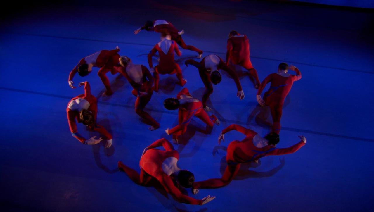 Cardiac Dance - The Spirals of Life