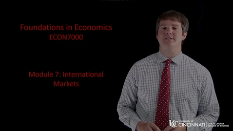 Thumbnail for entry Econ7000 Module 7 Introduction