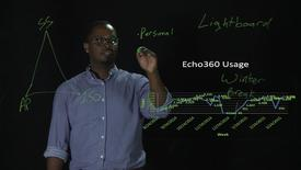 Thumbnail for entry Lightboard Demo - Center for Excellence in eLearning