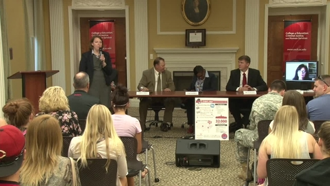 Thumbnail for entry Diverse Career Options and Perspectives in the Criminal Justice Field – Panel Discussion
