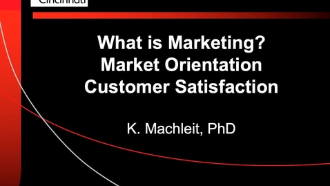 Thumbnail for entry Market Orientation.narrated