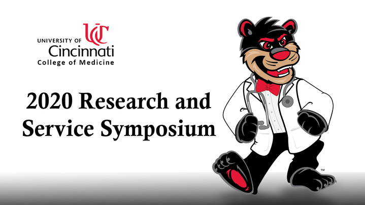 Thumbnail for channel 2020 Research and Service Symposium