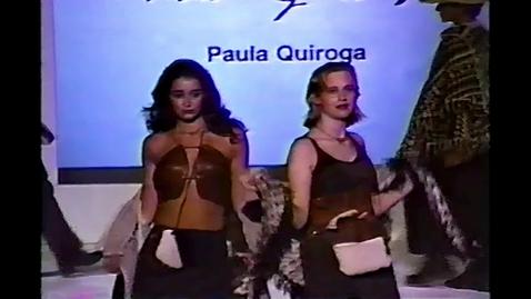 Thumbnail for entry 1995 DAAP Fashion Show