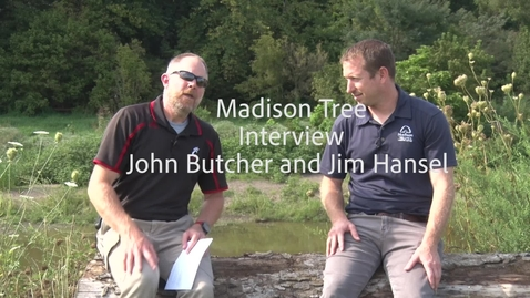 Thumbnail for entry Madison Tree & Landscaping Interview Jim Hansel and Jon Butcher