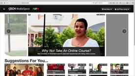 Thumbnail for entry Adding Media to Kaltura via CECH MediaSpace