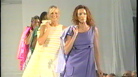 Thumbnail for entry 2004 Fashion Show