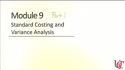 Thumbnail for entry ACCT2082 Module 9 Part 1 Echo 360 Review