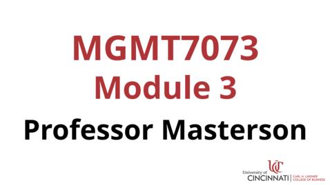 Thumbnail for entry 7073 Module 3 - Employee Development Part 4