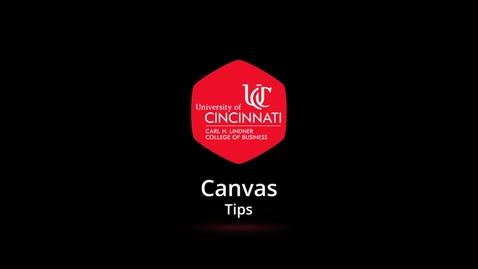 Thumbnail for entry Canvas- Copy Course Content