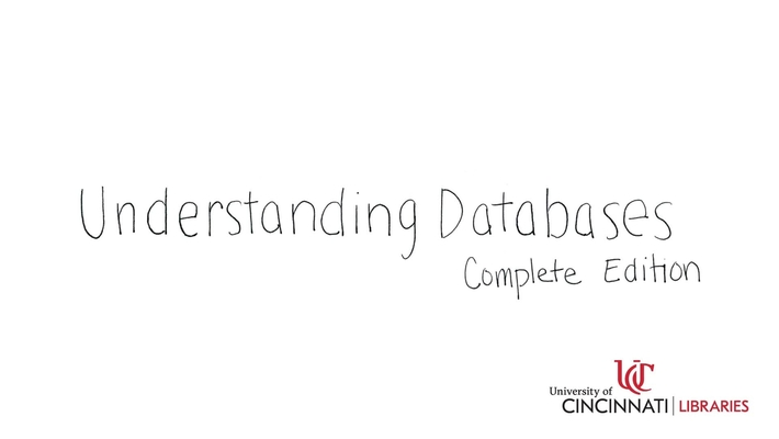 Understanding Databases