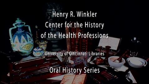 Thumbnail for entry Robert Hummel interviewed by John McDonough, June 5, 2012
